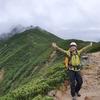 初めての北アルプスは、西穂高岳。新保高ロープウェイよりピストン