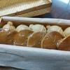 衝動買い!福岡【鈴懸】の和菓子。鈴の形の最中がかわいい。