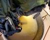 オスプレー・クレセント60の劣化した防水コーティングを除去したよ