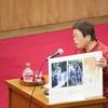 宮川県議が総括質問で、汚染水問題、大規模風力発電による環境破壊の危険性、高校統廃合問題を取り上げました。