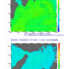 水温変化の研究