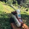 草刈り、出荷に出張料理。