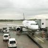 ミュンヘン発ヘルシンキ行 LH2460便 A319 の旅
