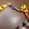 【知育玩具】ひも通しの効果と遊び方【3歳】