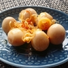 簡単常備菜!うずらの卵でピリ辛ネギラー油漬けレシピ【一品料理】
