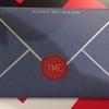 MYSTERY MAIL BOX「Mystery Manからの招待状」の紺碧と黄金を遊びました