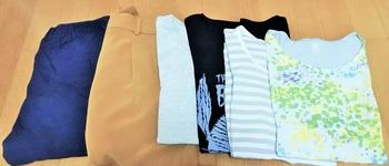 夏の洋服整理と秋冬ファッションの買物計画【30代主婦の服】