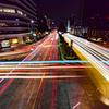 伊勢名古屋旅行記(7)テレビ塔と100m道路の夜景