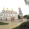 ウクライナ旅行[35](2019年5月) キエフの観光スポット:ペチェールスカ・ラヴラ(世界遺産)2