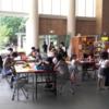 子供とアート 〜府中市美術館「ぱれたん動物園」へ