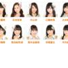 本日のSKE48チームKⅡ昼公演、相川暖花が休演