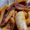 【セブン】こりゃツマミに最高だ。「いか明太子焼き」はピリ辛が止まらない美味しさ。