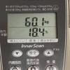 2/16    体重と体脂肪と基礎代謝と欲張りなダイエット