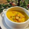 砂糖を使わず甘みたっぷりの『かぼちゃスープ』を作る方法!プロの作り方!