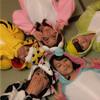 ℃-ute…5人のそれぞれの決意表明。