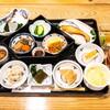 富山マンテンホテルの朝食