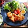 塩麹で下味をつけた鱒の竜田揚げがサクフワ/塩麹の作り方( *´艸`)