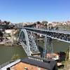 ポルトガルのポルトのポートワインのワインツアーに参加、そして海辺で日光浴。