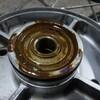 02:スーパーカブの納車整備。 ~タイヤ、ホイールベアリング交換~