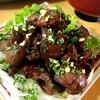 鶏レバーの赤ワインバルサミコ煮