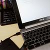 Chromebookがやってきた_2(ASUS Chromebook Flip)