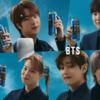 BTS (방탄소년단) LOTTE Kloud BEER CM その2