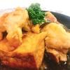 ホットクックブログ 鶏モモ肉と厚揚げの煮物