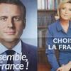 ル・ペンとマクロンの毒舌討議~2017年フランス大統領選