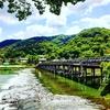 京都ぶらり 人気観光地 嵐山