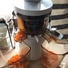 スロージューサーで人参ジュースを作るときに組み合わせるオススメの野菜や果物