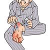 もしかして足底腱膜炎ではない?