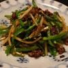 青椒肉絲(チンジャオロース)の簡単レシピ