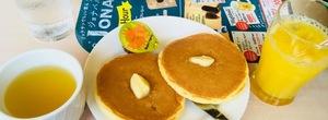 早く起きた朝はジョナサンのパンケーキモーニング(399円)で無限漫画喫茶