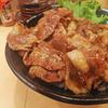 【肉のヤマキ商店】目の前で焼いてくれるライブ感がたまらーん!炭火焼肉丼を頂きました【飲食店<三宮>】