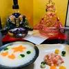 【ひな祭りの娘ご飯】ひな祭り用の離乳食レシピ