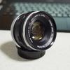 Canon FL50mm f1.4 購入しました