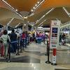 クアラルンプール空港 KLIA 国際線 サテライト:プラザプレミアムラウンジとマレーシア航空ゴールデンラウンジ