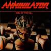 ANNIHILATOR 4thアルバム『KING OF THE KILL』鬼才ジェフ・ウォーターズのソロ色の強い良作。