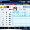 パワプロ2018作成 サクセス 大一万大吉(内野手)
