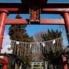 【長野・千曲市】雨宮坐日吉神社へ初詣してきたよ
