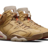 "【春頃発売予定】""TRAVIS SCOTT × NIKE AIR JORDAN 6 RETRO BRITISH KHAKI (DH0690-200)"""