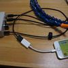 タッチセンサースイッチにUSBインターフェースを組み込み