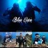 カップルさんと青の洞窟体験!