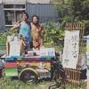 旅する立ち飲み屋が旅するコーヒー屋とリヤカー日本一周同盟?!
