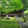 京都・洛北 - 隠れたもみじの名所 栖賢寺
