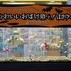 アクア・トトぎふのハロウィン- かわいいおばけ魚とハロウィン!