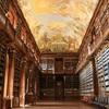 【チェコ/プラハ】世界で最も美しい図書館のひとつ「ストラホフ修道院」の図書館