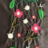 オリジナル刺繍の楽しみ〜ガーデン〜