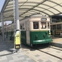 梅小路公園で往年の京都市電に思いをはせてみた