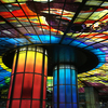 光り輝くステンドグラスアートが美しい台湾の「美麗島駅」